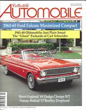 Collectible Automobile Magazine Month Year Vol 18 - No 6