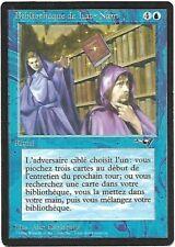 Carte Magic the Gathering : Bibliothèque de Lat-Nam (éd: Alliances)