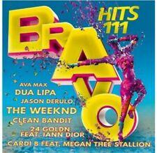 Bravo Hits  111 - Sampler  (NEU 2020)   2 CD NEU OVP