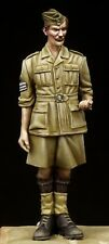 TB-35096 British NCO 'Sgt.Pepper' Western desert WW II 1/35 resin kit - The Bodi