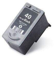 CARTUCHO TINTA NEGRA COMPATIBLE CANON PG40 Canon MP150 MP170 MP450 IP1600 IP2200