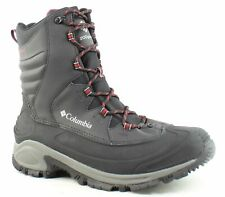 Columbia Mens Bugaboot Iii Black Snow Boots Size 14 (1328049)