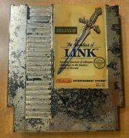 Zelda II: The Adventure of Link (1988) - Nintendo Entertainment System