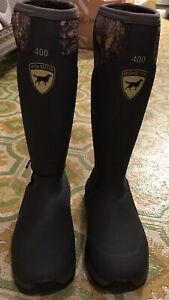 """Irish Setter Men's MudTrek 17"""" Waterproof Insulated Hunting Boots Sz. 9 NEW 4846"""