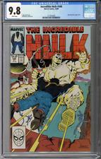 Incredible Hulk #348  CGC 9.8