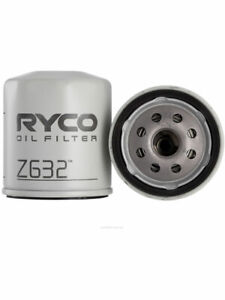 Ryco Oil Filter FOR FORD MONDEO MB (Z632)