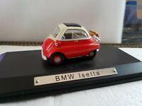 1:43..Atlas Collection-- BMW-Isetta 250, NEU-wertig, in OVP.