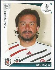 PANINI UEFA CHAMPIONS LEAGUE 2009-10- #119-BESIKTAS-YUSUF SIMSEK
