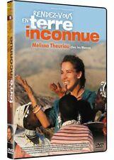 RENDEZ-VOUS EN TERRE INCONNUE : MELISSA THEURIAU - DVD NEUF SOUS CELLO