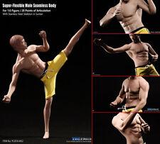 """TBLeague Phicen 1:6 PL2015-M32 Asian Strong Muscular Male Man Body 12"""" Figures"""