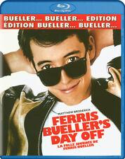 FERRIS BUELLER'S DAY OFF (BLU-RAY) (BILINGUAL) (BLU-RAY)