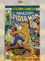 Amazing Spider-Man #173 (8.0) VF Molten Man Appearance 1977 Bronze Age Key Issue