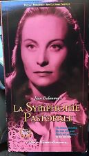 La Symphonie Pastorale (VHS) Rare 1946 French classic with English subtitles