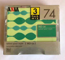 AXIA MD-IM 74 SELECT YOUR STYLE 3 COLOR MIX PACK SEALED