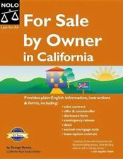 For Sale by Owner in California, George Devine