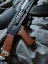 Lancer Tactical LT-04T M4A1 AEG Full Semi Auto RIS Tan Metal Gear Airsoft Rifle