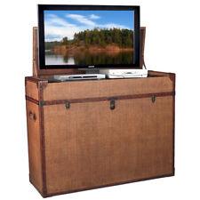 Bermuda Run TV Lift Console by TVLIFTCABINET.com