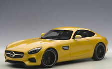 AUTOART MERCEDES BENZ AMG GT-S SOLARBEAM/YELLOW ORANGE 1:18 *New Item!