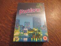 coffret 6 dvd benidorm series 1-3 and special (dvd en anglais)
