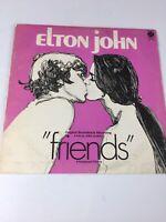 Elton John Friends Soundtrack Original 1971 LP Record Paramount PAS 6004