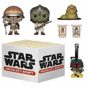 Star Wars Smugglers bounty: (LANDO + KLAATU) 2 EXCLUSIVE FUNKO POP VINYL FIGURE
