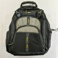 Targus Multiple Compartment Laptop Backpack Excellent Condition