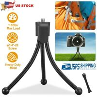 Mini Projector Flexible Tripod Mount Holder Stand For Camera Heavy Duty US