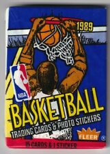 1989-90 Fleer Pack - Jordan - NBA