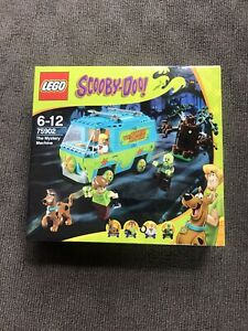 NEW SEALED Lego 75902 Scooby Doo Mystery Machine RETIRED 2015 FREE SHIPPING