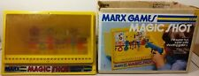 Vintage - Marx Games - Magic Shot -Gallery Only, No Gun -In Box -UN-Tested -READ