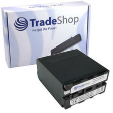 Akku 10400mAh für Sony HDR-AX2000 HDR-AX-2000 DCR-VX-1000 HDRAX2000