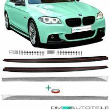 CUP Seitenschweller für 5er BMW F10 F11 M Paket M5 Performance Skirts Schweller