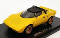 Universal Hobbies Eagle's Race 1/43 Scale 464100 - Lancia Stratos - Yellow