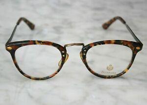 FACONNABLE Panto Brille Brillengestell Mod. Gretel - Vintage - NOS unbenutzt