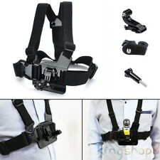 Chest Elastic Belt Body Strap Mount for Sony Action Cam HDR-AS100V AS30V AS15V