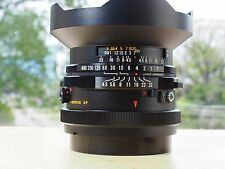 Mamiya RB67 37mm f4.5 C Fish Eye Lens with Filters!