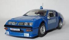 DeAGOSTINI 1:43 Alpine Renault A310 Police Française les voitures du monde
