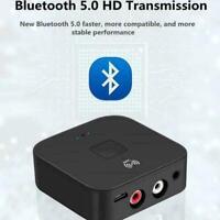 NFC Bluetooth 5.0 Empfänger 3.5mm AUX Cinch Buchse Adapter Wireless Hifi