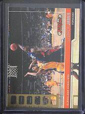 2006-07 Topps Full Court Basketball Photographers Proof #57 LeBron James No 95 o