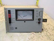 vintage lenkurt 48501-01 transmitter meter unit issue 4 m2 [2*V-9]