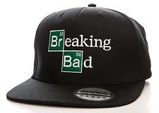 Heisenberg Breaking Bad Vintage uguale in finta pelle Pork Pie Porkpie Hat Cap