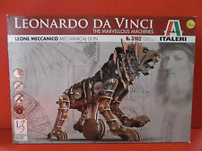 "LEONARDO DA VINCI""LEONE MECCANICO""(Italeri)"