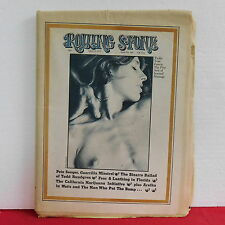 Sensual Massage ROLLING STONE Magazine Issue 106 Todd Rundgren April 13 1972!!