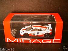 MCLAREN F1 GTR #30 24 HOURS LE MANS 1996 NIELSEN BSCHER KOX HPI RACING 8262 1/43