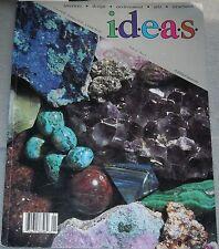 I.d.e.a.s. Magazine Vol 11 No 1 1994 Interiors Design Environment Art Structures