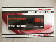 Absaar Power Inverter 150W 12VDC-230VAC
