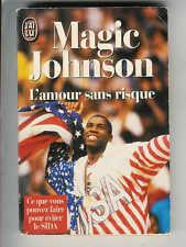 """Magic Johnson : L'amour sans risque """"Ce que vous devez faire pour éviter le SIDA"""
