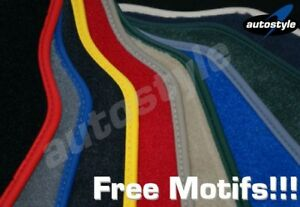 BMW 6 SERIES COUPE(04 on)premier car mats Autostyle B51