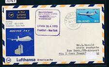 96060) LH FF Frankfurt-New York 26.4.70, sou a partir de Islandia