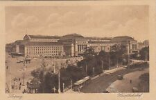 Zwischenkriegszeit (1918-39) Ansichtskarten aus Sachsen für Eisenbahn & Bahnhof